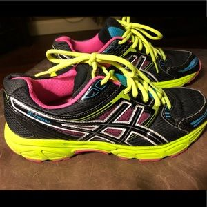 Asics Gel-Contend Running Shoes Sneakers 8.5